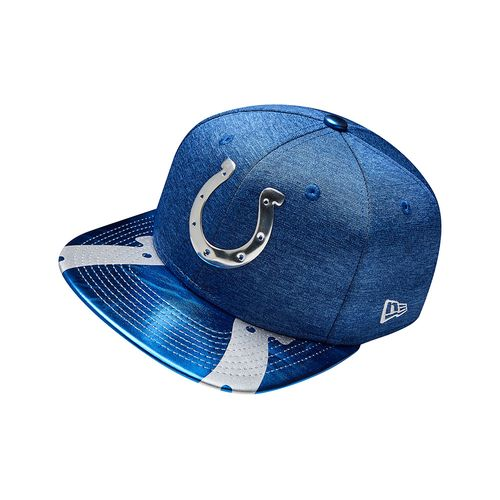 New Era Men's Indianapolis Colts 9FIFTY® NFL17 On Stage Cap - view number 8