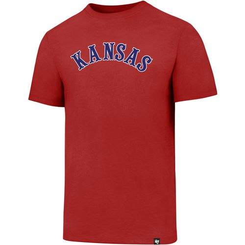 '47 University of Kansas Vault Wordmark Club T-shirt - view number 1