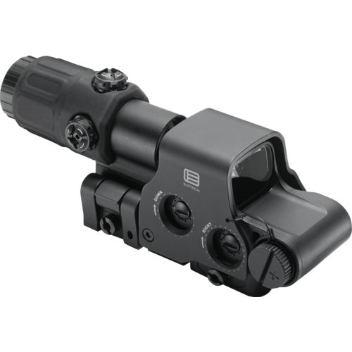 EOTech Holographic Hybrid Sight I™ EXPS3-4 with G33.STS Magnifier - view number 1