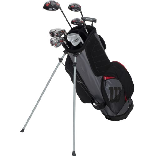 Wilson Men's Profile XD Golf Club Set - view number 2