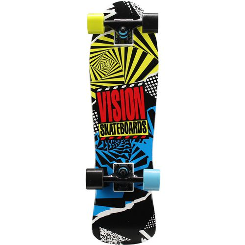 Vision Mini Cruiser Hot Mess 28 in Skateboard - view number 1