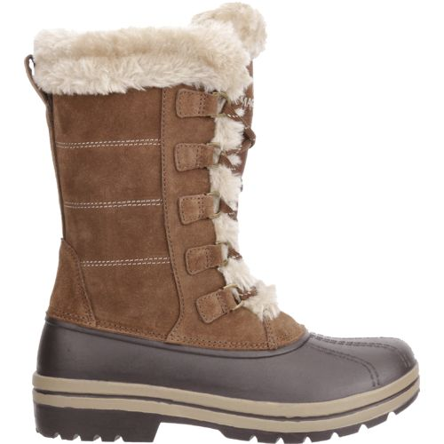 Magellan Outdoors Women's Suede Pac III Boots