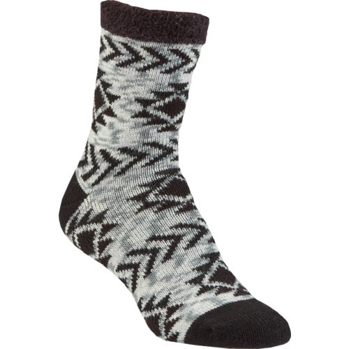 Magellan Outdoors Women's Tribal Pattern Lodge Socks