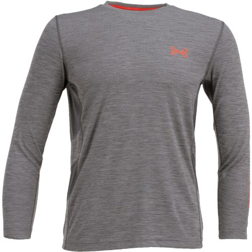 Display product reviews for Under Armour Men's Fish Hunter Long Sleeve Tech Shirt