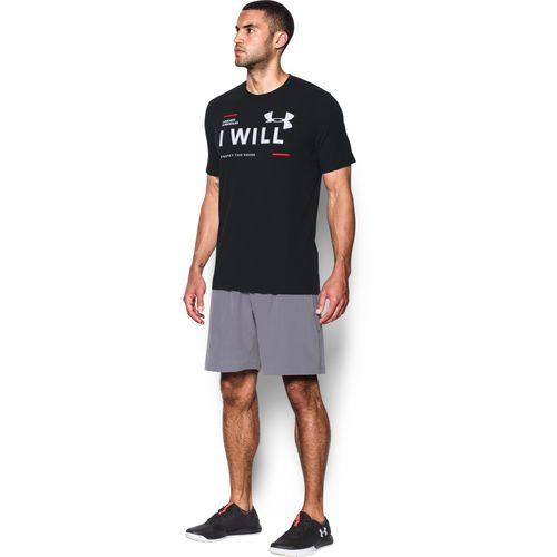 Under Armour Men's I Will Graphic Training T-shirt - view number 5