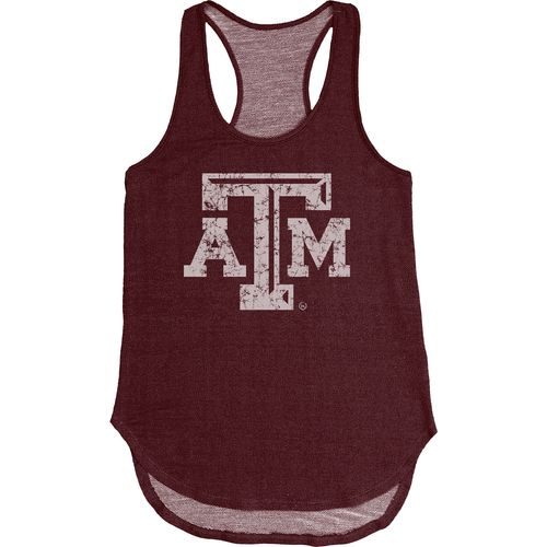 Blue 84 Women's Texas A&M University Nala Premium Terry Tank Top