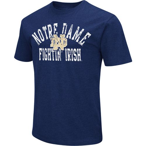 Colosseum Athletics Men's University of Notre Dame Vintage T-shirt