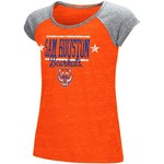 Colosseum Athletics Girls' Sam Houston State University Sprints T-shirt - view number 1