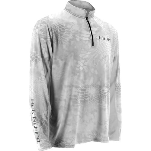 Huk Men's Kryptek Icon 1/4 Zip Top