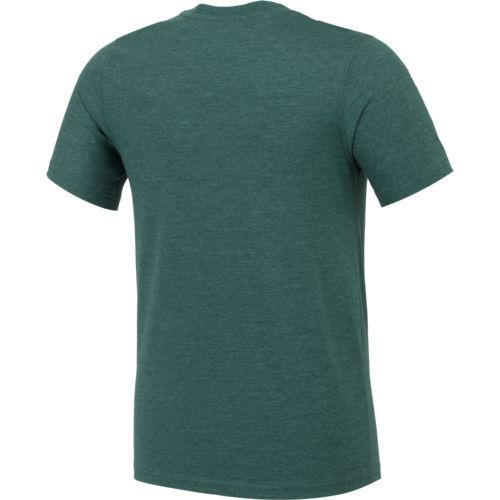 Colosseum Athletics Men's University of North Carolina at Charlotte Vintage T-shirt - view number 2