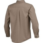 Magellan Outdoors Men's Woodlake Solid Twill Top - view number 2