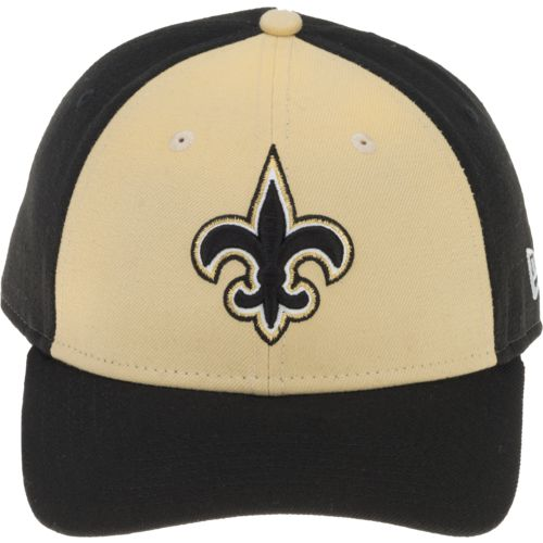 New Era Men's New Orleans Saints 9FORTY The League Blocked Cap