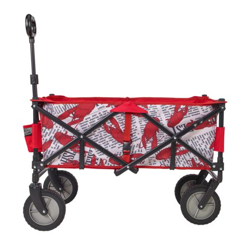 Display product reviews for Academy Sports + Outdoors Crawfish Wagon