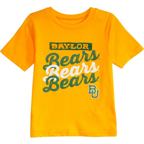 Gen2 Toddlers' Baylor University Watermarked T-shirt