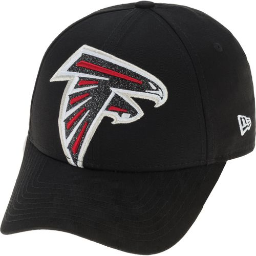 New Era Women's Atlanta Falcons Glitter Glam 9FORTY Cap - view number 2