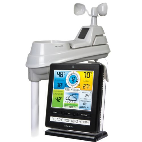 AcuRite 5-in-1 Professional Digital Weather Station