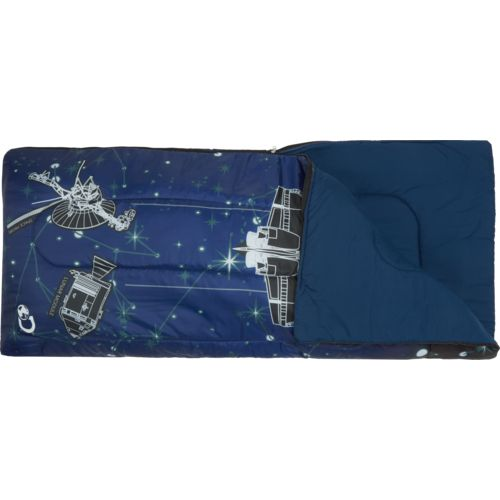 Discovery Adventures Boys' Space 4-Piece Sleeping Bag Set