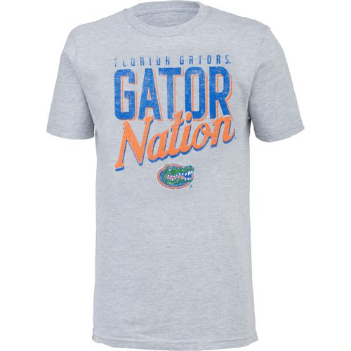 Gen2 Boys' University of Florida Rally Antheme T-shirt