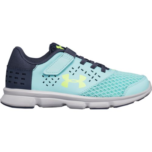 Under Armour Girls' GPS Rave RN AC Running Shoes