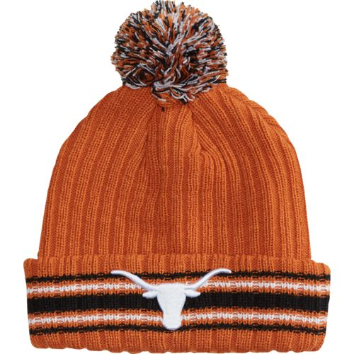 We Are Texas Men's University of Texas Johnny Knit Cap