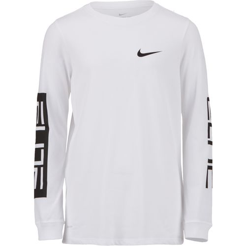 Nike Boys' Dry Elite Basketball T-shirt - view number 1