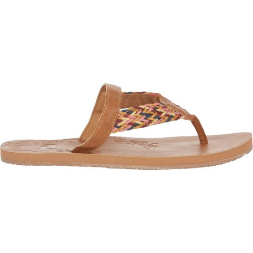 O'Rageous Women's Multi Braid Sandals