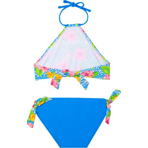 O'Rageous Girls' Tropic Wonder 2-Piece Bikini - view number 2