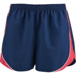BCG Women's Plus Size Woven Athletic Shorts - view number 1