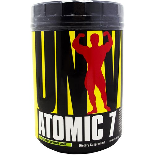 Universal Nutrition Atomic 7 Dietary Supplement Powder