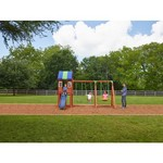 AGame West Fork Wooden Swing Set - view number 1