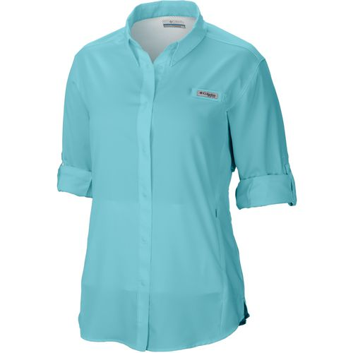 Columbia Sportswear Women's PFG Tamiami II Plus Size Long Sleeve Shirt - view number 1
