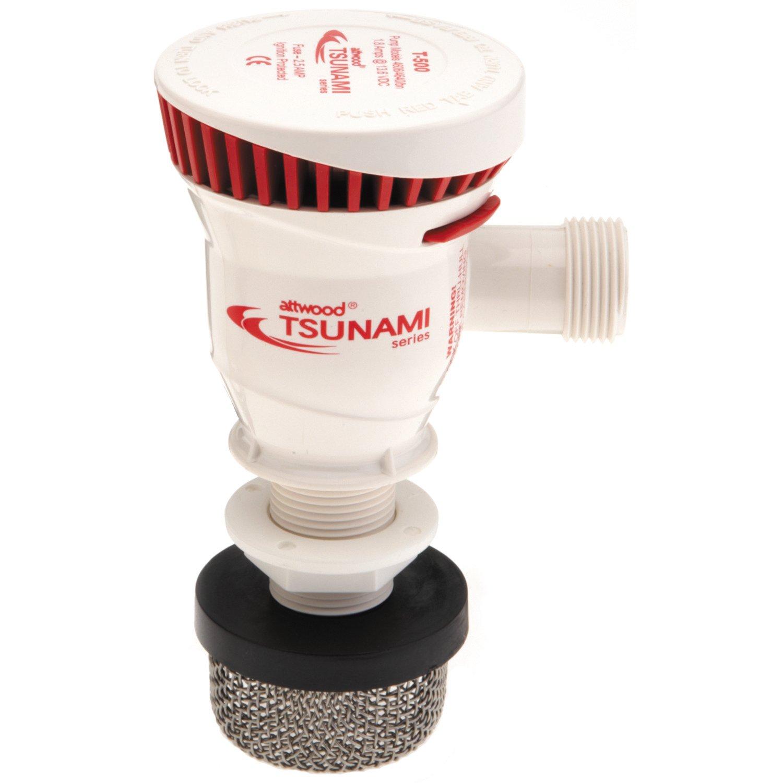 Attwood® Tsunami Recirq Aerator Kit