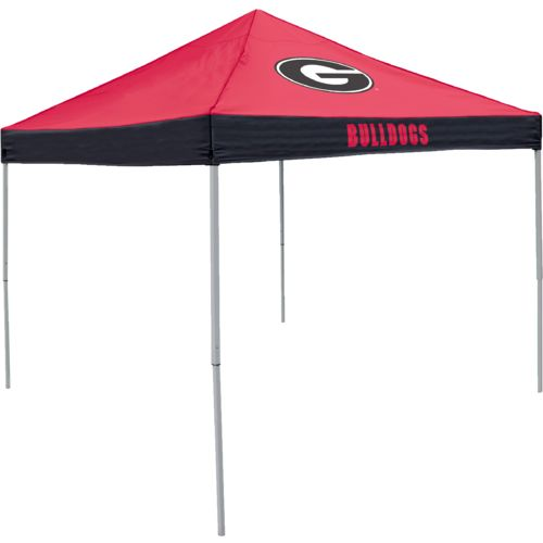 Logo University of Georgia Economy Tent