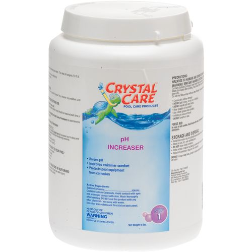 Crystal Care 5 lb. pH Increaser