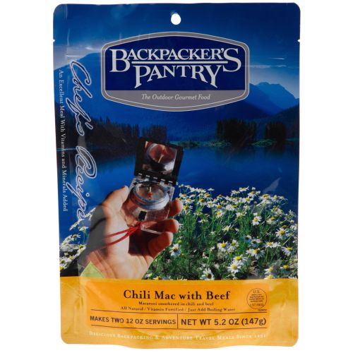 Image for Backpacker's Pantry Chili Mac with Beef from Academy