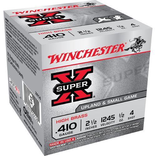 Winchester Super-X Game Load HS .410 Load Shotshells - view number 1