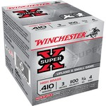 Winchester Super-X® .410 Caliber Lead Shot High Brass Game Load Shotshells