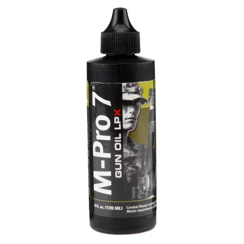 Display product reviews for Hoppe's M Pro 7 LPX 4 oz. Gun Oil