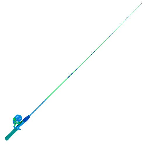 Shakespeare® Youth Salamander Spincast Rod and Reel Combo - view number 1
