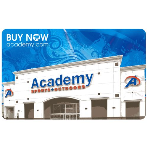 Academy Bulk Gift Cards (Free Standard Shipping)
