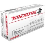Winchester USA JHP 9 mm Luger 147-Grain Handgun Ammunition