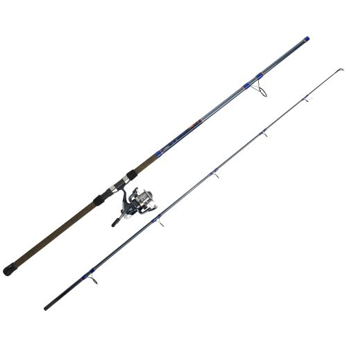 South Bend Mako 10' Saltwater Surf Rod and Reel Combo