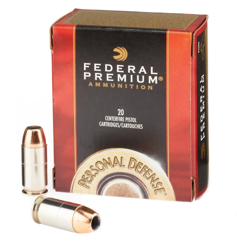 Display product reviews for Federal Premium® Personal Defense® Hydra-Shok® JHP .45 Auto 230-Grain Handgun Ammunition