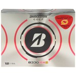 Bridgestone Golf B330-RXS Series Golf Balls 12-Pack