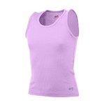Soffe Girls' Core Essentials Boy-Beater Tank Top