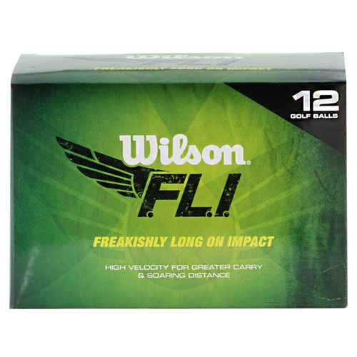 Wilson Fli Golf Balls 12-Pack