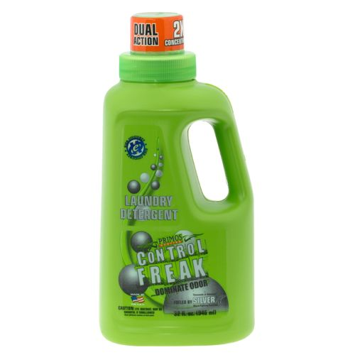 Primos Control Freak Scent-Eliminating Laundry Detergent