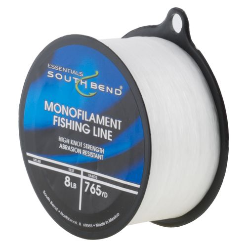 South Bend 8 lb. - 765 yards Monofilament Fishing Line
