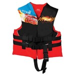 Exxel Outdoors Kids' Disney Cars 3-Buckle Flotation Vest