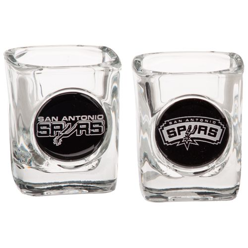 Great American Products Team-Themed Shot Glass 2-Piece Set